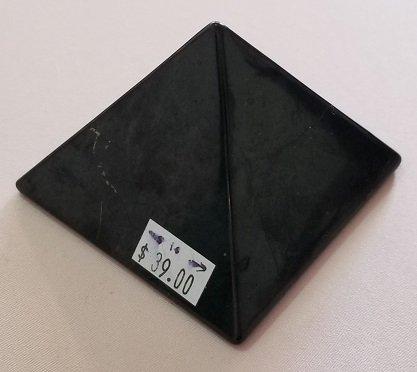 Image 1 of Shungite Pyramid