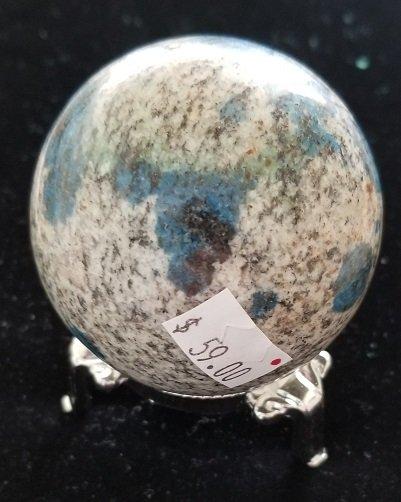Image 1 of K2 Stone Sphere