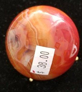 Image 2 of Carnelian Sphere