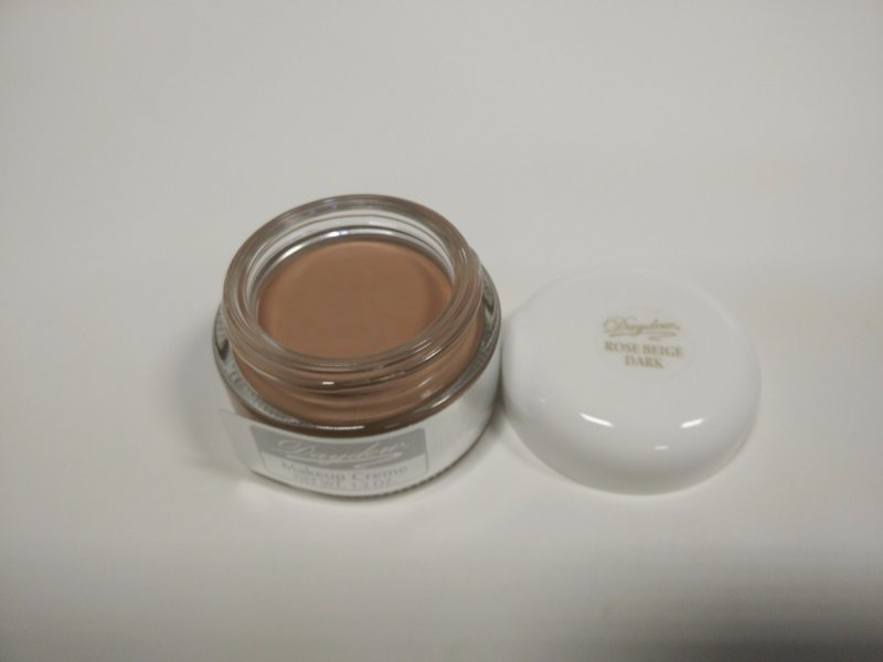 Image 0 of Daydew Makeup Rose Beige Dark 1.2oz