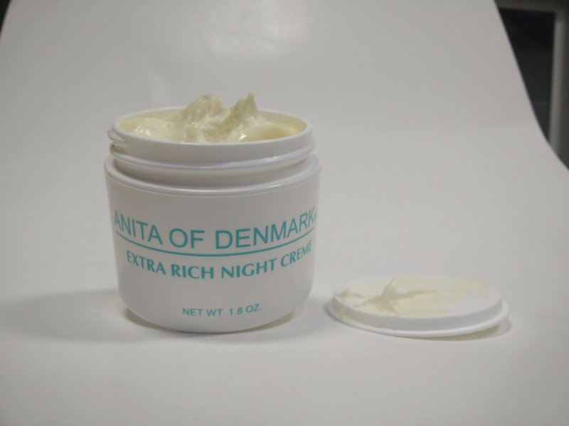 Anita Of Denmark Extra Rich Night Cream 1.8 oz