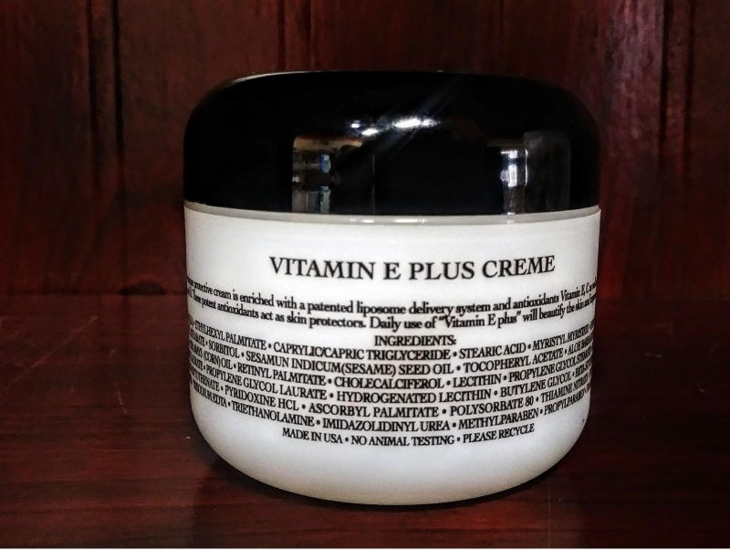Image 1 of Anita of Denmark Vitamin E Plus Creme 2oz