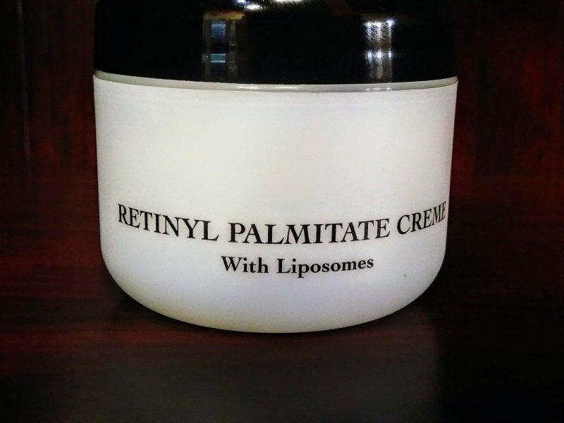 Anita of Denmark Retinyl Palmitate Creme With Liposomes