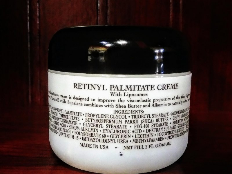 Image 1 of Anita of Denmark Retinyl Palmitate Creme With Liposomes