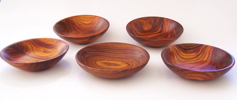 Image 2 of Cocobolo Sample (NOT for SALE)