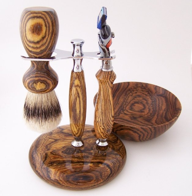 Image 0 of Bocote Sample (NOT for SALE)