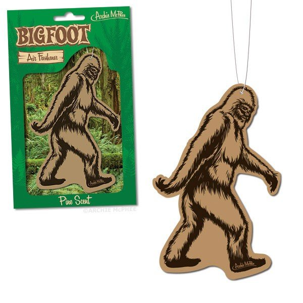 Image 0 of BIGFOOT AIR FRESHENER