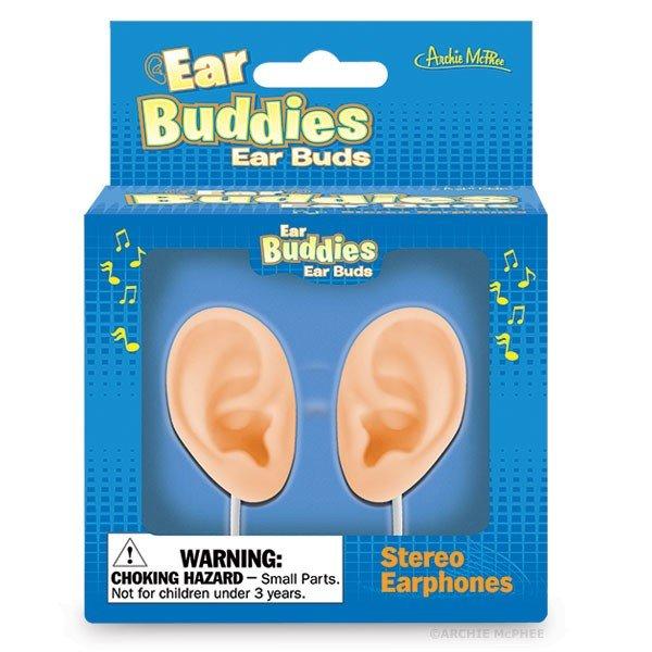 Image 0 of EAR SHAPED EAR BUDS