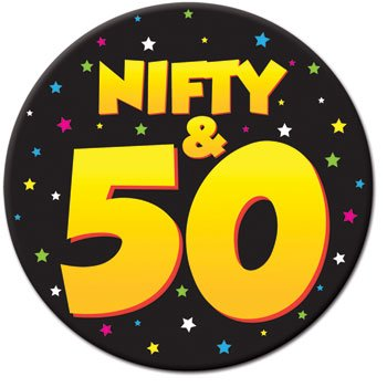 Image 0 of Nifty & 50 Big Button