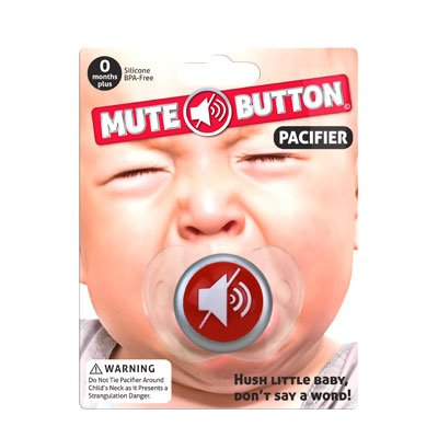 Image 1 of MUTE! PACIFIER