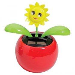 The Dancing Solar Sunflower