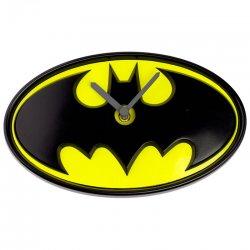 Batman Wobbly Motion Clock