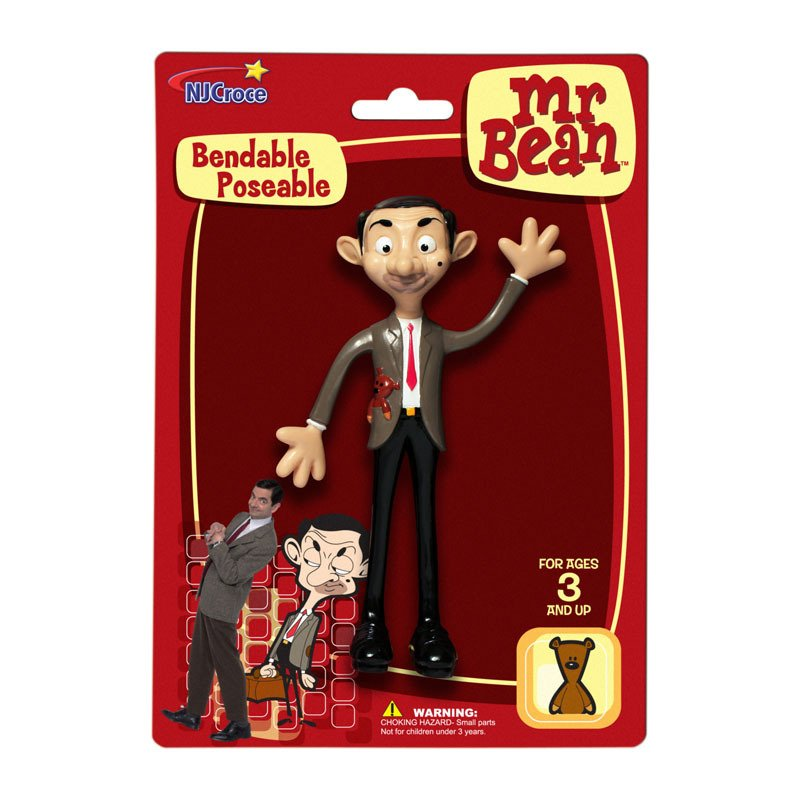 Image 0 of Mr. Bean Bendable