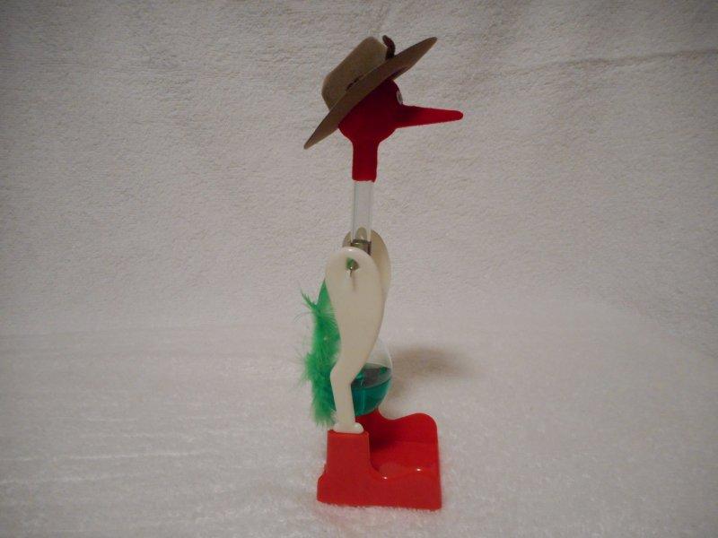 Image 1 of Cowboy Style Drinking Bird