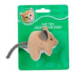 Furry Mouse Toy