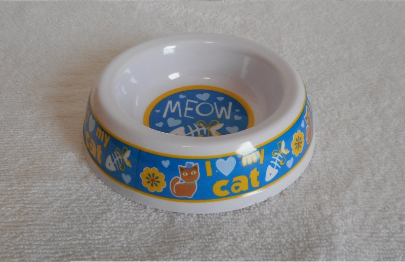 Image 0 of Cat Food Bowl
