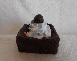 Brownie Squeaky Toy