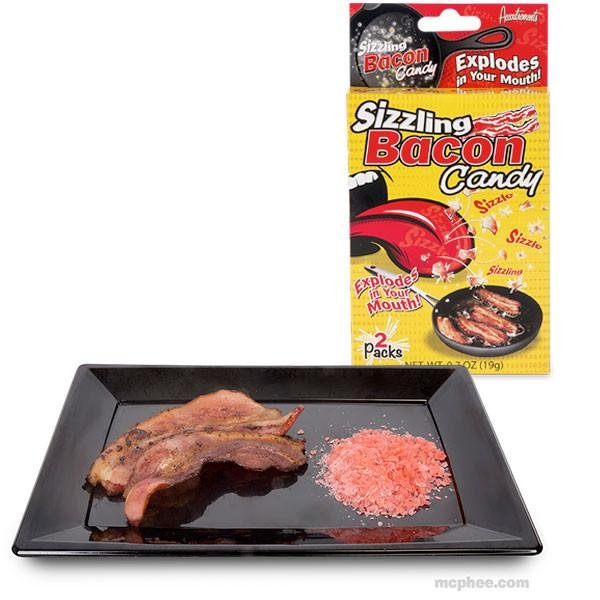 Image 1 of Sizzling Bacon Candy