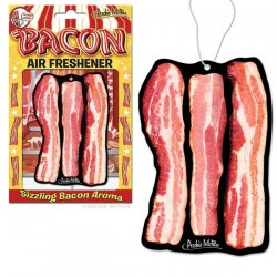 Bacon Shaped Air Freshener