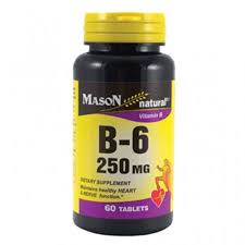 Vit B-6 60 By Mason Distributors Item No.:4001154 NDC No.: UPC No.: 311845072955 Item Description: Vitamin B & Vitamin B Complex Other Name:Vit B-6 Therapeutic Code: Therapeutic Class: Vitamins DEA Cl