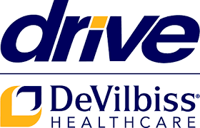 Drive Medical 2 Button Walkers Case 10200-4 By Drive Devilbiss Healthcare