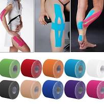 Kinesiology Tape, Big Daddy, Bulk, 4 X 105Ft, Beige, Latex Free, 1 Roll/Bx (Products Cannot Be Sold On Amazon.Com Or Any Other 3Rd Party Platform)Rocktape Big Daddy Kinesiology Tape Rct100-Bg-BD One B