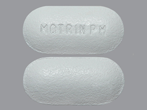 MOTRIN PM TABLET 20CT