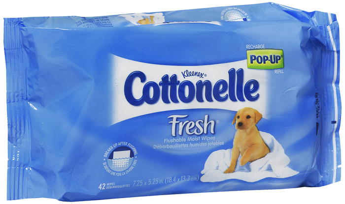 Cottonell 42 By Kimberly Clark/Cust Serv Item No.:4037731 NDC No.: UPC No.: 036000724448 Item Description: Premoistened Towels Other Name:Cottonell Therapeutic Code: Therapeutic Class: Paper Products