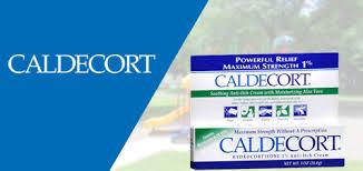 Caldecort Cream With Aloe 1 oz One Case Of 24