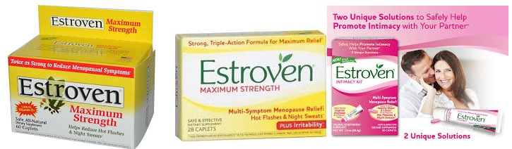 Estroven 56-40-130 Tab 40 By I-Health Item No.:4528497 NDC No.: 92961001633 UPC No.: 092961016336 Item Description: Menopause Support Other Name:Estroven Therapeutic Code: 929200 Therapeutic Class: Vi