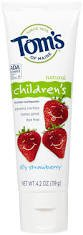 Toms Paste Kids Strawberry 4.2 oz Tom's Of Maine