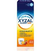 CASE OF 24-Xyzal Children's 24 Hour Tutti Frutti Flavor Allergy Relief Liquid