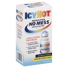 Icy Hot Roll-On Applicator 2.5 oz