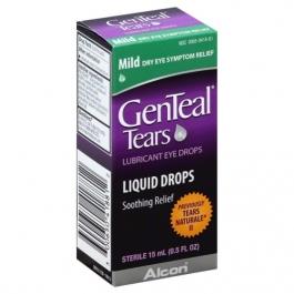 Genteal Moderate Tears Eye Drops Drops 15ml
