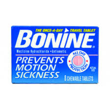 Bonine Adult 16 Count One Case Of 24