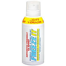 Freeze It Advanced Therapy Spray 4 Ounces