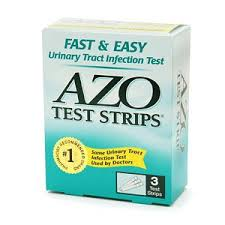 Azotest Strips 3 Count By I-Health