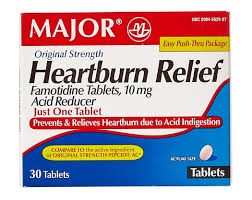 '.Heartburn Relief 10mg Tablet 3.'