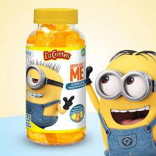 L'Il Critters Despicable Me Multivitamin 275 Gummy Minions
