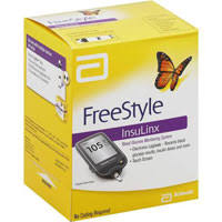 Freestyle By Abbott Diabetes Care Sales Item No.: 4159943 NDC No.: 99073071143 UPC No.: 093815711438 Item Description: Blood Glucose Monitors Other Name: :Freestyle Therapeutic Code: 940000 Therapeuti