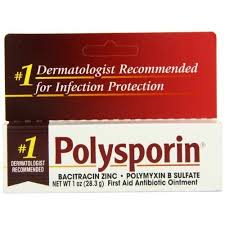 Polysporin First Aid Antibiotic Ointment 1 oz