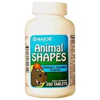 Animal Shapes Chw 250 By Major Pharma by Major Pharma Gen Flinstone
