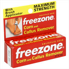 Freezone Corn And Callus Remover Liquid 0.31 oz