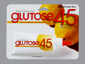 '.GLUTOSE 40 % GEL 45GM by PERRIGO CO.'