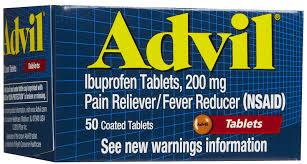 Advil 200 mg Tab 50 by Pfizer