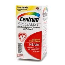 Centrum Specialist Heart Tablet 60 Count