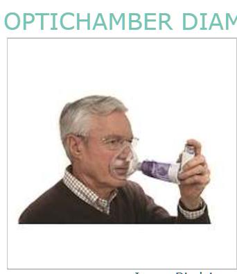 '.OptiChamber Diamond Spacer wit.'
