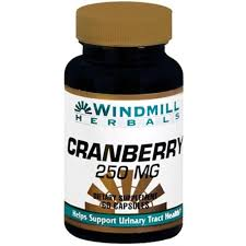 Windmill Urinary Support - Cranberry Extract 250 mg - 60 Capsules  Item No.:4166076 NDC No.: 35046000751 UPC No.: 035046007515 Item Description: Misc Herbals & Botanicals Other Name:Wm Cranberry Thera