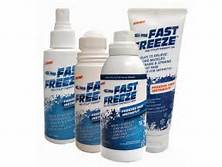 Fast-Freeze 3  oz Roll-On
