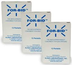 '.For-Bid (Anti-Coprophagia) 12 x8gm B12 b.'